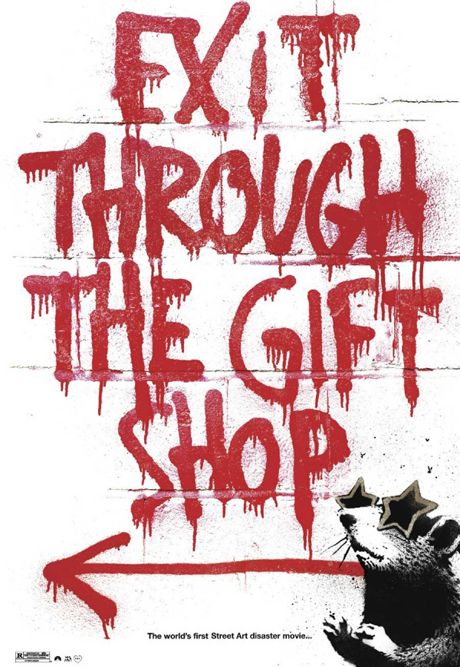 Exit Through The Gift Shop – A Film By Banksy