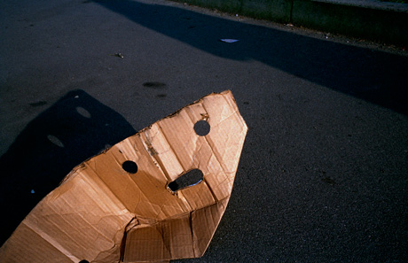 Title: Box Face. All images copyright Jesse Marlow