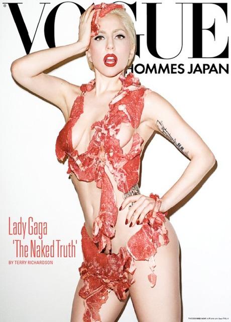 Gaga by Terry Richardson
