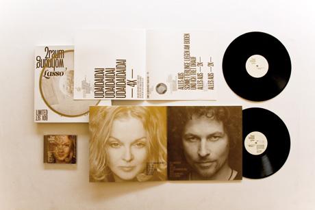 2raumwohnung, album and vinyl, limited edition