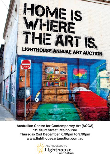 Lighthouse Foundation Art Auction