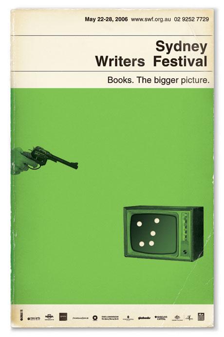 Sydney Writers Festival. Image courtesy Urbanmonk.