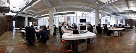 Big Spaceship office space