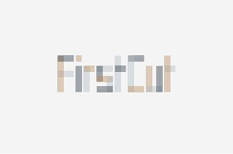 FirstCut identity. First Cut Studio, 2010.