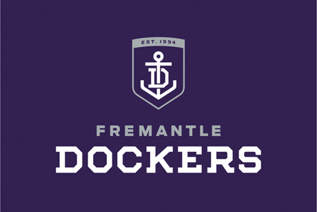 Project: fremantle dockers football club rebrand