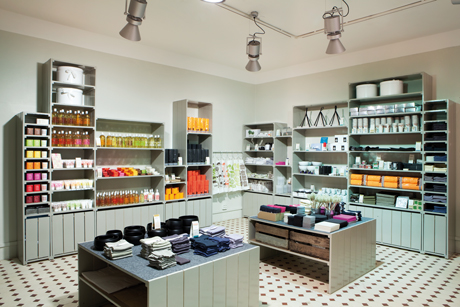 cool project retail of pino desktop with retail store design ideas
