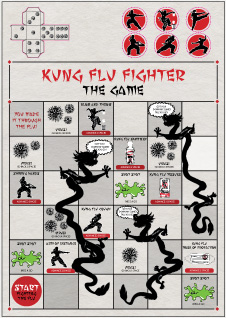 Kung Flu Fighting Desktop