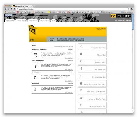 For fonts sake! | Desktop